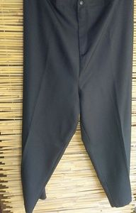 Bend Over Black Dress Pants Sz 5X Plus